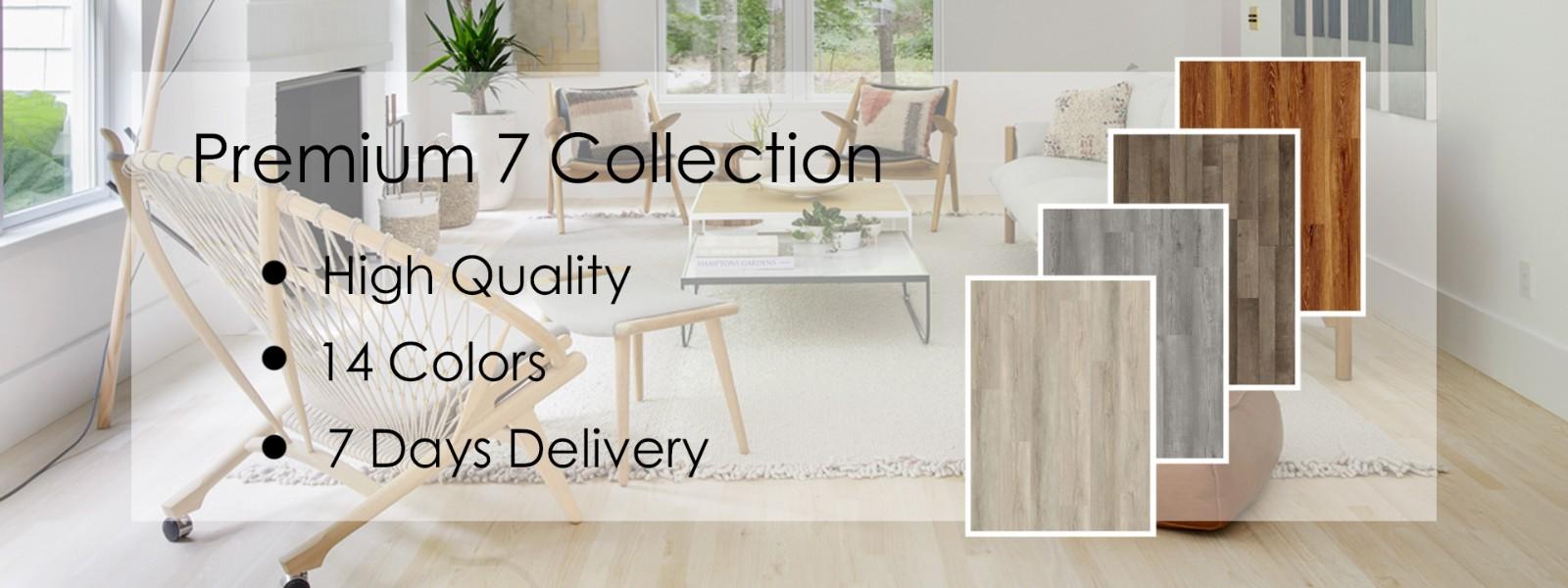 SPC Flooring Premium 7 Collection