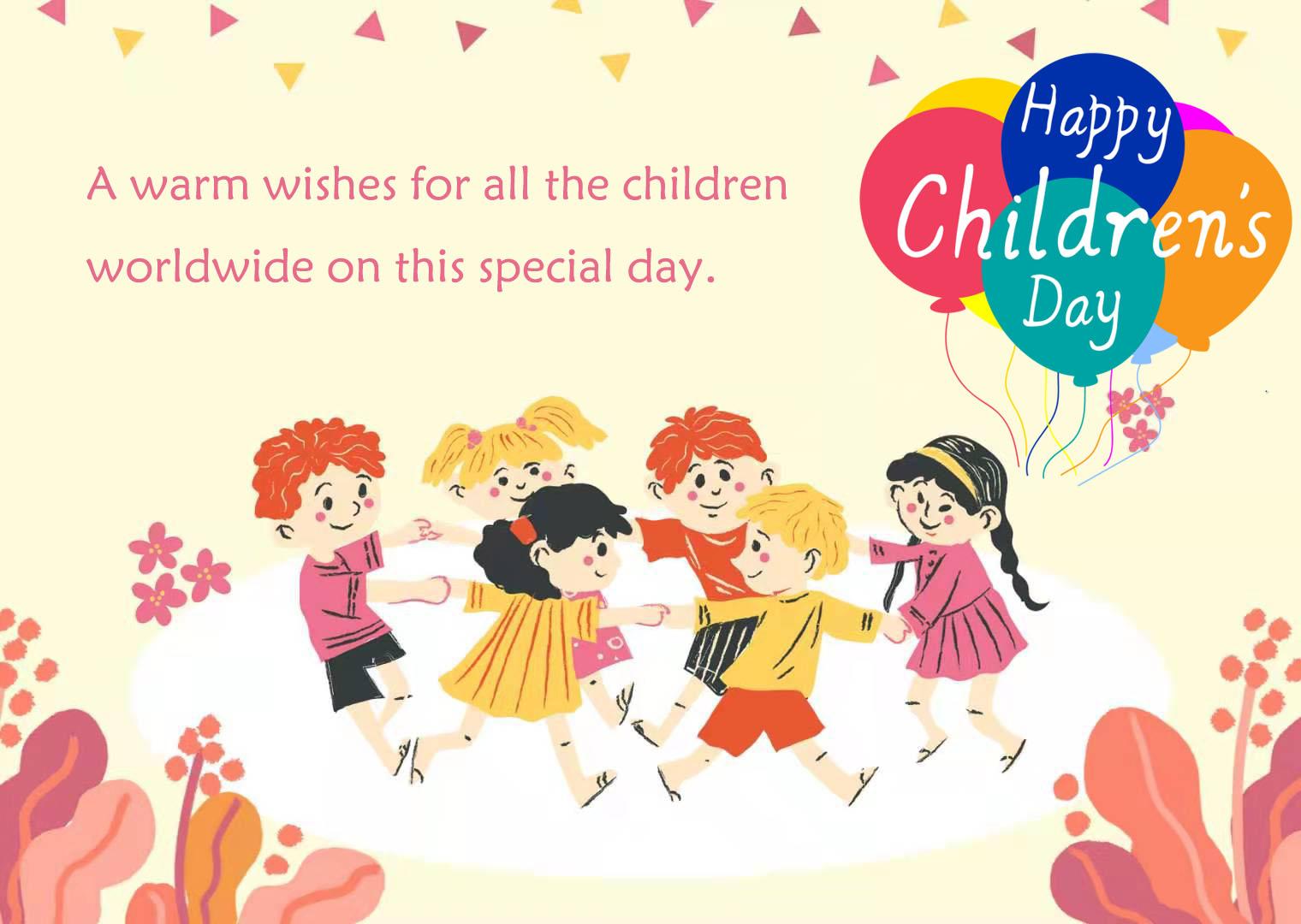 Happy Universal Childrens day 2021