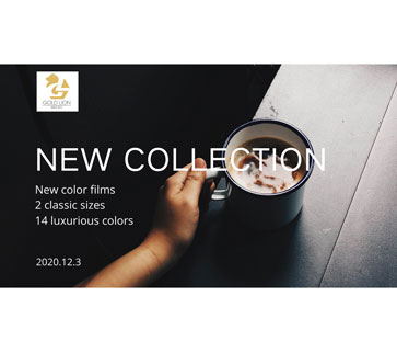 2020 Final One New Collection - Golden Melody