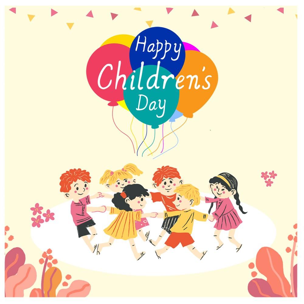Happy Universal Children's day 2021